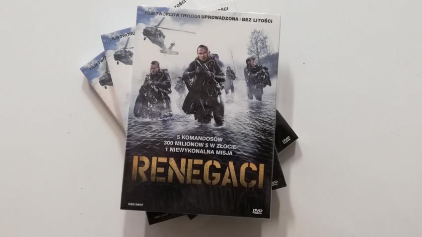"""Kamera... AKCJA! – do wygrania film """"Renegaci""""!"""