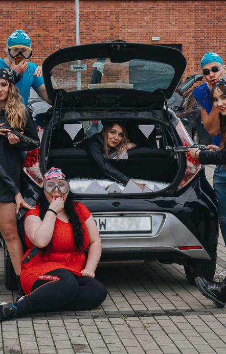 Wrocław: VII Samochodowy Rajd Uliczny