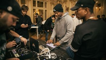 40 DJ-ów, jeden set – czyli wielki finał Redbull 3style! [fot. ip]