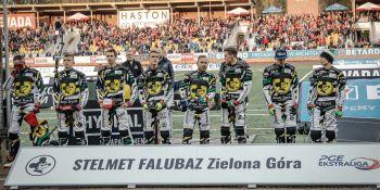 BETARD Sparta Wrocław - STLEMET Falubaz Zielona Góra 49:41