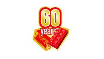 Klocek LEGO jest z nami już 60 lat!