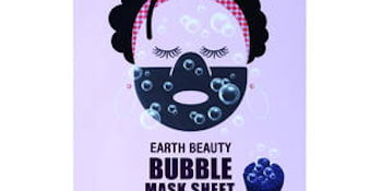 Tonymoly, Earth Beauty Bubble Sheet