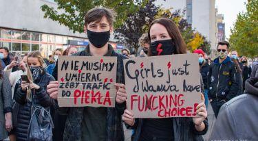 To jest Wojna! - manifestacja w Łodzi