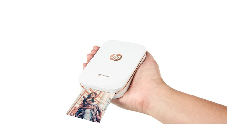 HP Sprocket – kieszonkowa drukarka!