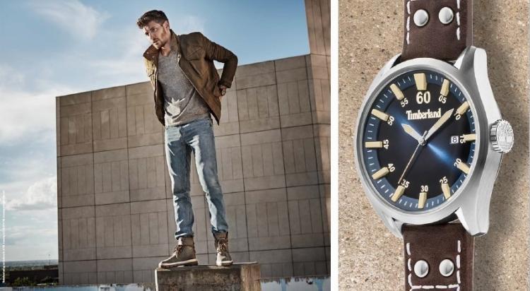 Nowa kolekcja zegarków Timberland
