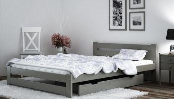 Radzimy, jak wybrać kolor łóżka do minimalistycznej sypialni