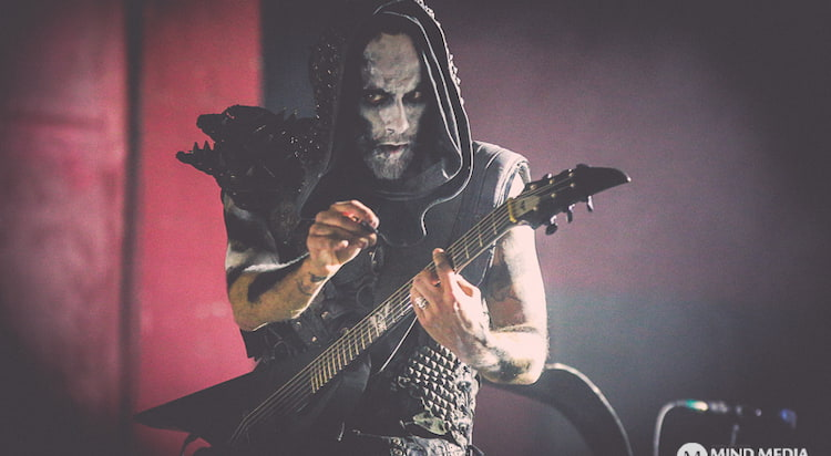 Behemoth, Berlin 2016