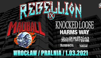 Rebellion Tour IX