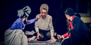 Teatr Avatar - Historia Pana Benjamina