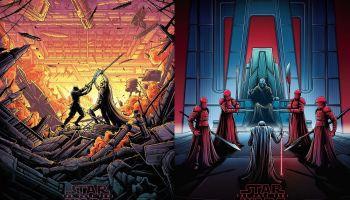 """W IMAX® rozdają kolekcjonerskie plakaty """"Gwiezdne wojny: Ostatni Jedi""""!"""