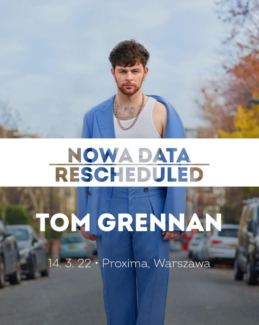 Tom Grennan (materiały prasowe)