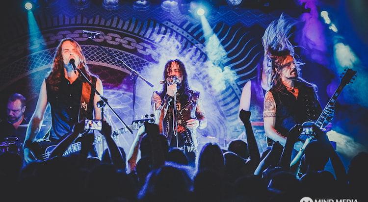 Wrocław: Koncert zespołu Amorphis