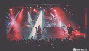 Behemoth Europa Blasfemia Tour 2016, Berlin