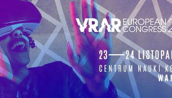 Najlepsze projekty VR i AR na European VR/AR Congress