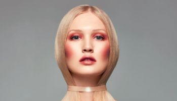 Wiosenny makijaż w stylu SINSKIN