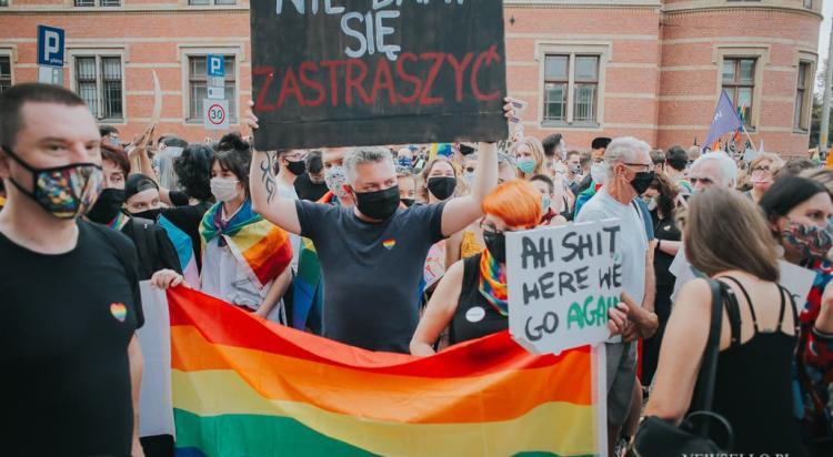 Solidarne z Margot - protest we Wrocławiu