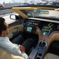Firmy LG Electronics oraz HERE Technologies razem dla rozwoju samochodów autonomicznych