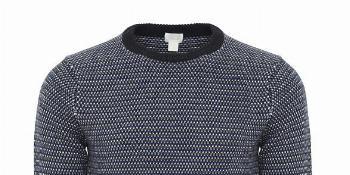 TK Maxx Granatowy sweter typu jumper 199.99 zł