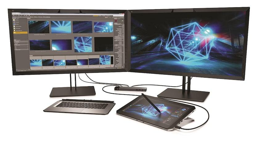 HP przedstawia najpotężniejszą na świecie mobilną stację roboczą 2w1 HP ZBook X2