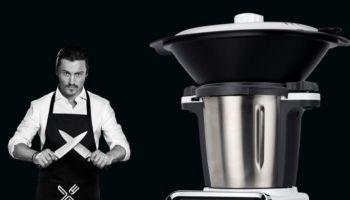 Termorobot PSC-10 od Sam Cook – wszystko czego potrzebujesz w kuchni, w jednym urządzeniu! [fot. materiały prasowe / Sam Cook]