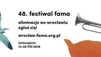 48. edycja Festiwalu FAMA – zapisz się już dziś! [fot. materiały prasowe]