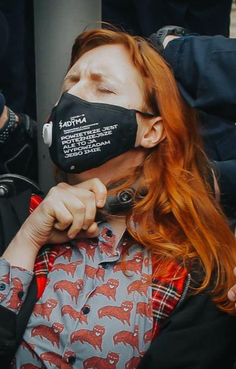 Wrocław: #CzasNaBunt - manifestacja Extinction Rebellion we Wrocławiu
