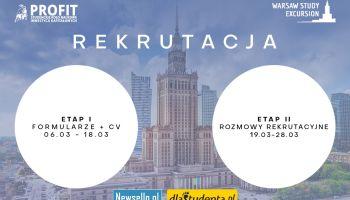 Warsaw Study Excursion – świat biznesu stoi przed Tobą otworem! [fot. materiały prasowe]