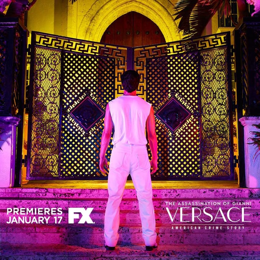 Penélope Cruz i Ricky Martin w serialu o historii Versace