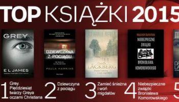 15 bestsellerów 2015 roku empik.com