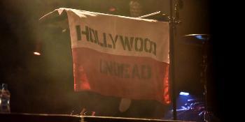 Warszawa: Koncert  Atilla i Hollywood Undead w Stodole