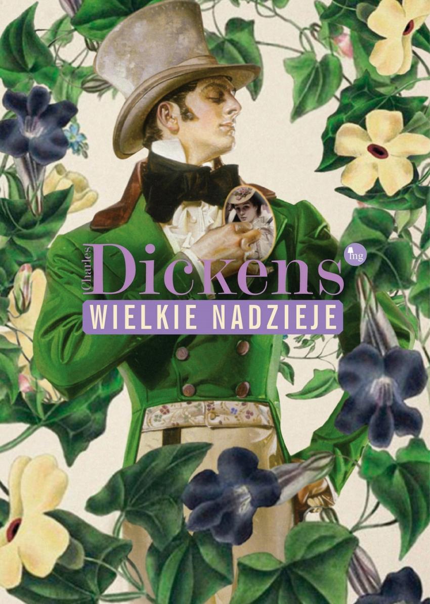 Wielkie nadzieje – Dickens w najlepszym wydaniu! [fot. materiały prasowe / Wydawnictwo MG]