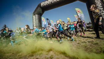 Kubuś i Runmageddon Kids ramie w ramie zachęcają dzieci do aktywności fizycznej! [fot. materiały prasowe]