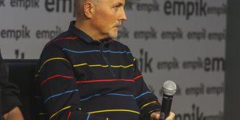 Robert J. Szmidt - spotkanie autorskie