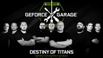 GeForce Garage: Destiny of Titans - Polska kontra Czechy i Rumunia