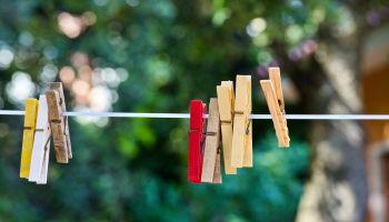 Jak suszyć pranie? Oto wady i zalety dostępnych metod! [fot. Pixabay]