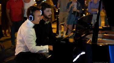 Yamaha Silent Experience - koncert muzyki z gier wideo i filmów