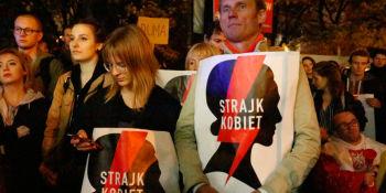 Jesień średniowiecza - protest w Warszawie