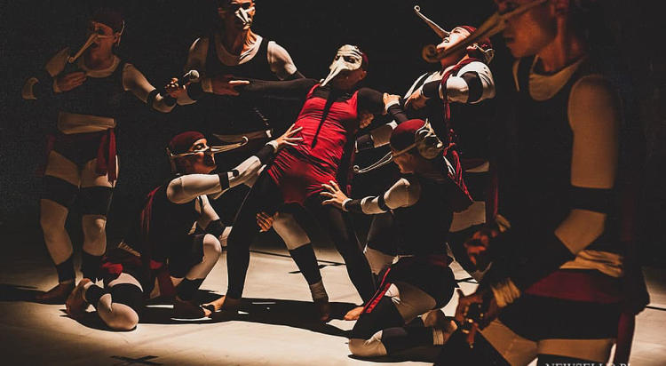 10.Festiwal iTSelF: Maszyna Pinokia (Nie jesteś jednym z nas)