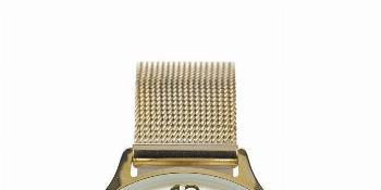 TK Maxx Złoty zegarek 129.99 zł