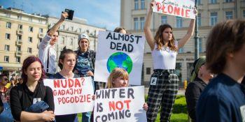 Strajk Klimatyczny w Poznaniu 2019