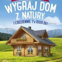 Wielka loteria promująca Almette - Wygraj dom z natury!