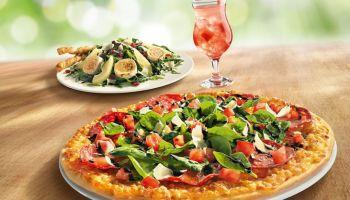 Pizza Hut przez Messengera!