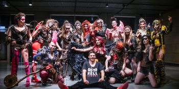 "Rock Dance Theatre ""Fire & Blood"""