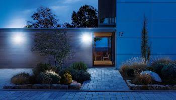 Inteligentne oświetlenie, czyli niższe rachunki za prąd i większe bezpieczeństwo domu [fot. materiały prasowe / Steinel]