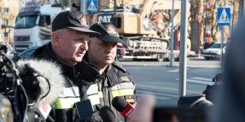 Poznań - wybóch gazu