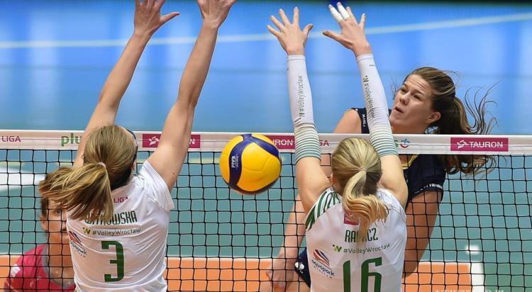 #VolleyWrocław - KS DevelopRes Rzeszów 2:3