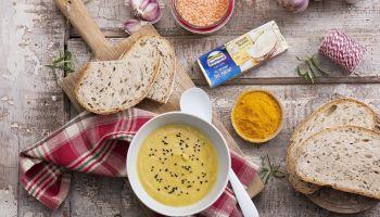 Zupa krem z soczewicy – idealne rozwiązanie na zimne dni! [fot. materiały prasowe]