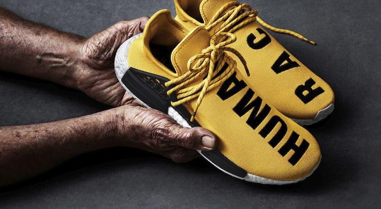 "Projekt Pharrella Williamsa i adidas Originals - NMD ""Hu"""