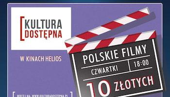 Kultura dostępna w kinach Helios!
