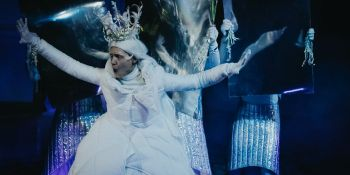 Królowa. Baśń podwórkowa - próba prasowa